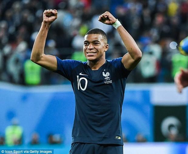 Mơ vô địch World Cup từ năm 6 tuổi và giấc mơ ấy của Mbappe đã sắp thành hiện thực - Ảnh 1.