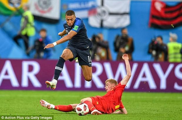 Mơ vô địch World Cup từ năm 6 tuổi và giấc mơ ấy của Mbappe đã sắp thành hiện thực - Ảnh 2.