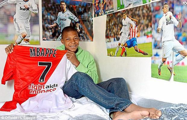 Mơ vô địch World Cup từ năm 6 tuổi và giấc mơ ấy của Mbappe đã sắp thành hiện thực - Ảnh 3.