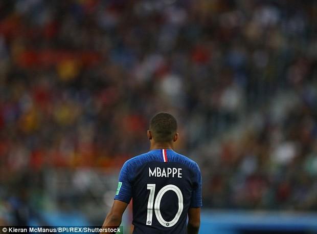 Mơ vô địch World Cup từ năm 6 tuổi và giấc mơ ấy của Mbappe đã sắp thành hiện thực - Ảnh 7.