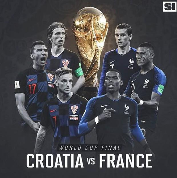 Chung kết World Cup 2018: Croatia và món nợ 2 thập kỷ với người Pháp - Ảnh 4.