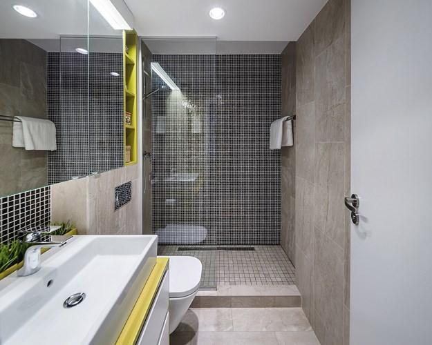 Cách trang trí nhẹ nhàng, hấp dẫn trong căn hộ chung cư 1 phòng ngủ - Ảnh 11.