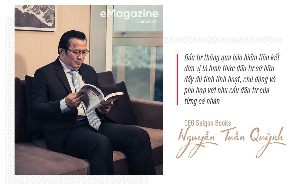 CEO Nguyễn Tuấn Quỳnh: Saigon Books giúp tôi làm được điều mình yêu thích, còn đầu tư mới là để tìm kiếm lợi nhuận  - Ảnh 9.