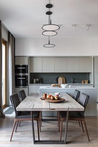Cách sử dụng nội thất độc đáo trong căn hộ hiện đại - Ảnh 5.