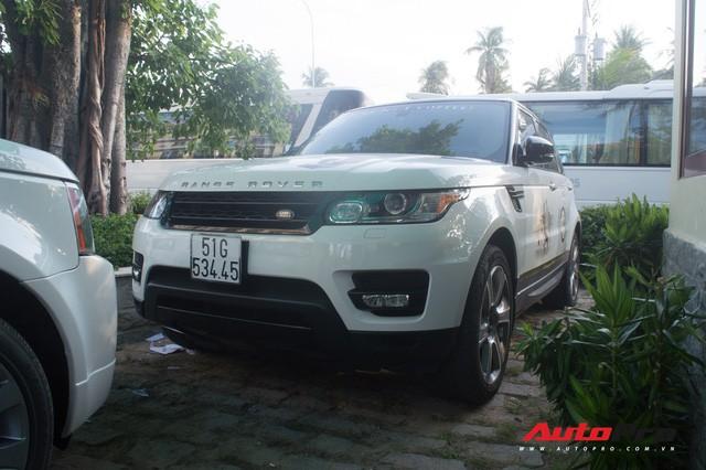 Trực tiếp Hành trình từ trái tim ngày 3: Xuất hiện thêm 2 chiếc Range Rover mới - Ảnh 1.