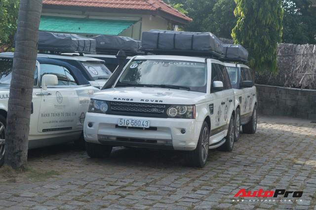 Trực tiếp Hành trình từ trái tim ngày 3: Xuất hiện thêm 2 chiếc Range Rover mới - Ảnh 5.
