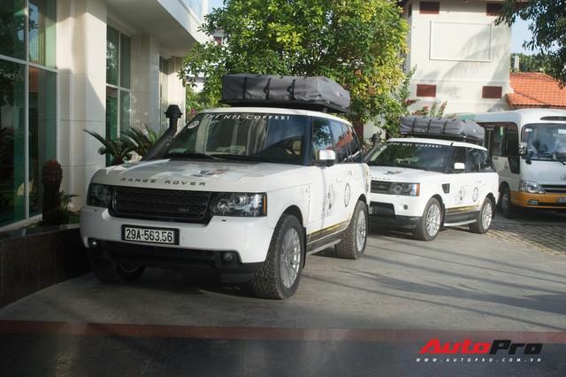 Trực tiếp Hành trình từ trái tim ngày 3: Xuất hiện thêm 2 chiếc Range Rover mới - Ảnh 6.
