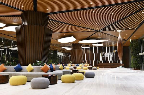 Tòa nhà có nhiều vườn treo nhất Việt Nam chính thức đi vào vận hành - Ảnh 1.