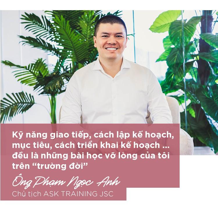 Mr Why Phạm Ngọc Anh và dự án kết nối 50.000 doanh nhân tiên phong mang tên Wake Up Việt Nam - Ảnh 3.