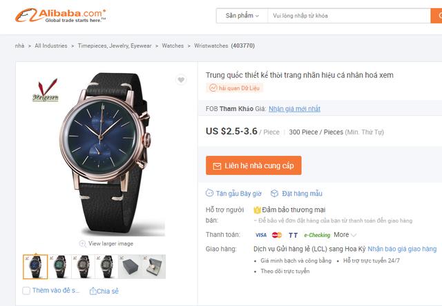 Ý tưởng kinh doanh đồng hồ độc đáo: Lắp ráp ở Trung Quốc, máy Nhật, chỉ thiết kế vỏ rồi gọi vốn trên Shark Tank với thương hiệu đồng hồ Việt, vậy là bạn có 5 tỷ - Ảnh 6.