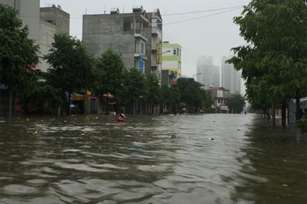 Hà Nội: Những điểm đen hễ mưa là ngập người mua nhà nên lưu ý - Ảnh 4.