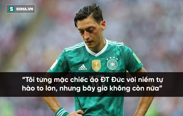 Phẫn nộ vì bị ngược đãi, nhà vô địch World Cup từ giã ĐT sau tâm thư tiết lộ nhiều góc tối - Ảnh 8.