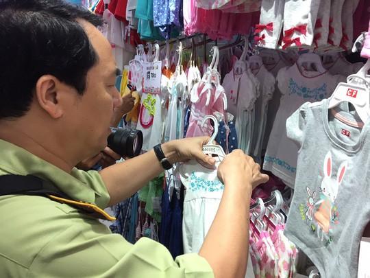 Kết luận nhiều sai phạm tại các cửa hàng của Con Cưng - Ảnh 1.