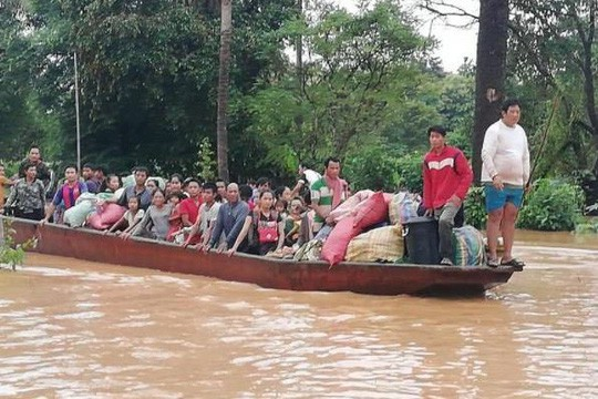 Vỡ đập thủy điện ở Lào ảnh hưởng thế nào đến Việt Nam? - Ảnh 2.