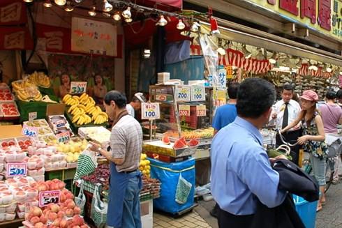 Nắng nóng làm giá thực phẩm ở Nhật Bản và Hàn Quốc tăng mạnh - Ảnh 1.