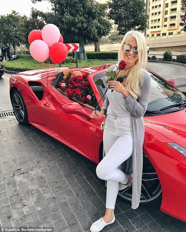 Cuộc sống của chân dài Hội nhà giàu Dubai: Xa hoa, nhiều siêu xe vây quanh nhất Dubai - Ảnh 13.