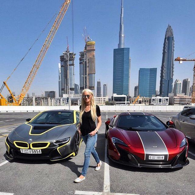 Cuộc sống của chân dài Hội nhà giàu Dubai: Xa hoa, nhiều siêu xe vây quanh nhất Dubai - Ảnh 5.