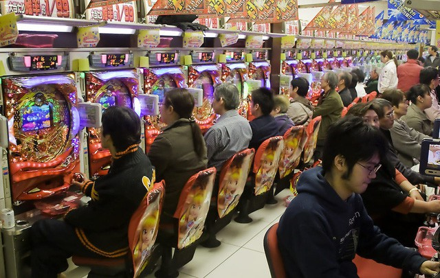 Máy điện tử Pachinko của Nhật Bản thu tiền nhiều gấp 30 lần casino tại Las Vegas - Ảnh 2.