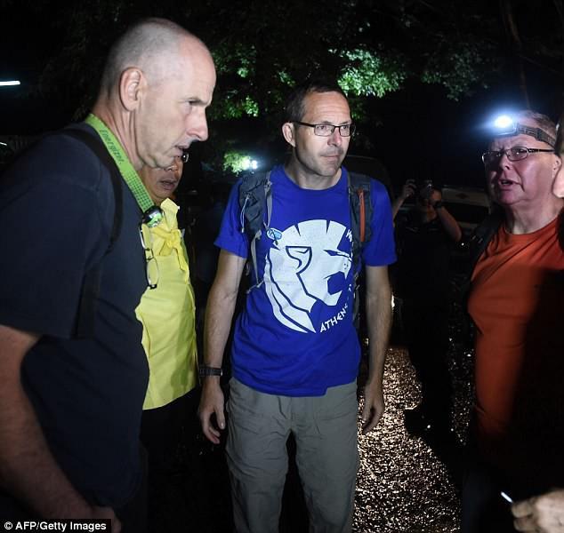 Những người tìm thấy đội bóng Thái Lan mất tích: Việc này với chúng tôi cũng giống như giải quyết một câu đố vậy! - Ảnh 1.