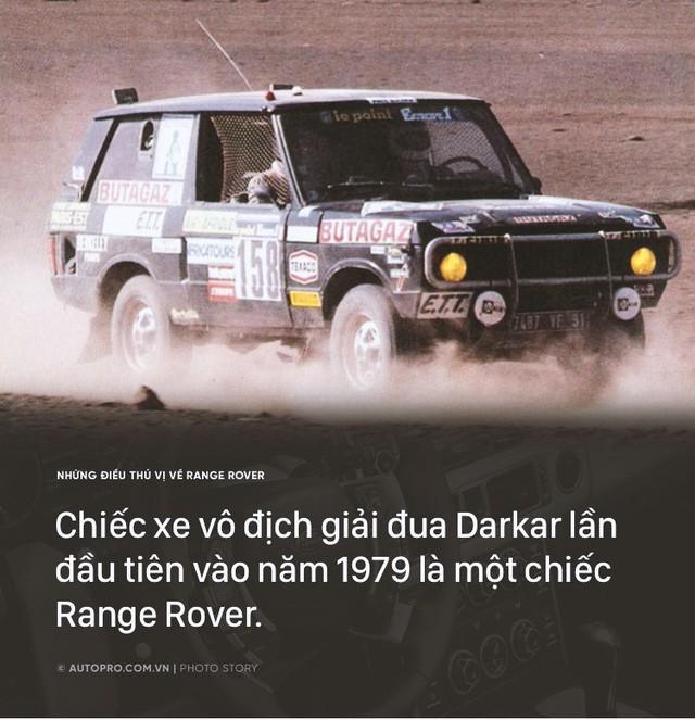 [Photo Story] Range Rover - thương hiệu xe hậu cần của đoàn siêu xe Trung Nguyên có gì đặc biệt - Ảnh 1.
