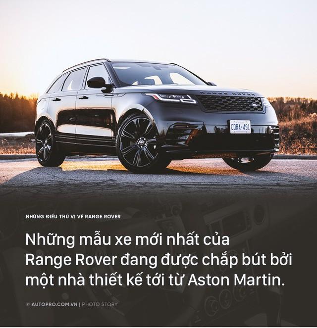 [Photo Story] Range Rover - thương hiệu xe hậu cần của đoàn siêu xe Trung Nguyên có gì đặc biệt - Ảnh 10.