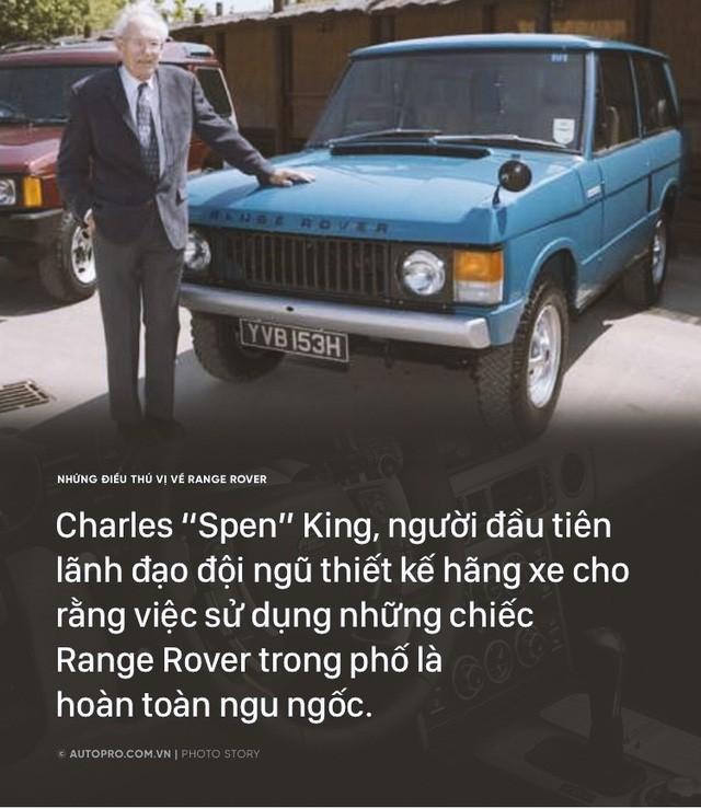 [Photo Story] Range Rover - thương hiệu xe hậu cần của đoàn siêu xe Trung Nguyên có gì đặc biệt - Ảnh 2.