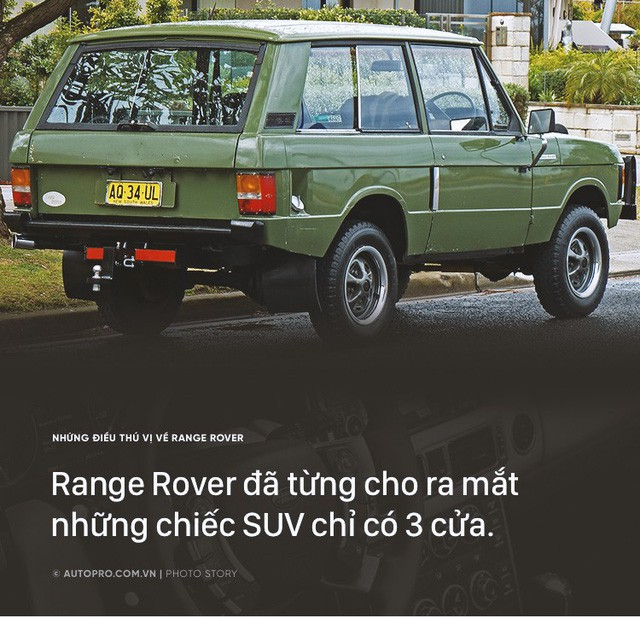 [Photo Story] Range Rover - thương hiệu xe hậu cần của đoàn siêu xe Trung Nguyên có gì đặc biệt - Ảnh 3.