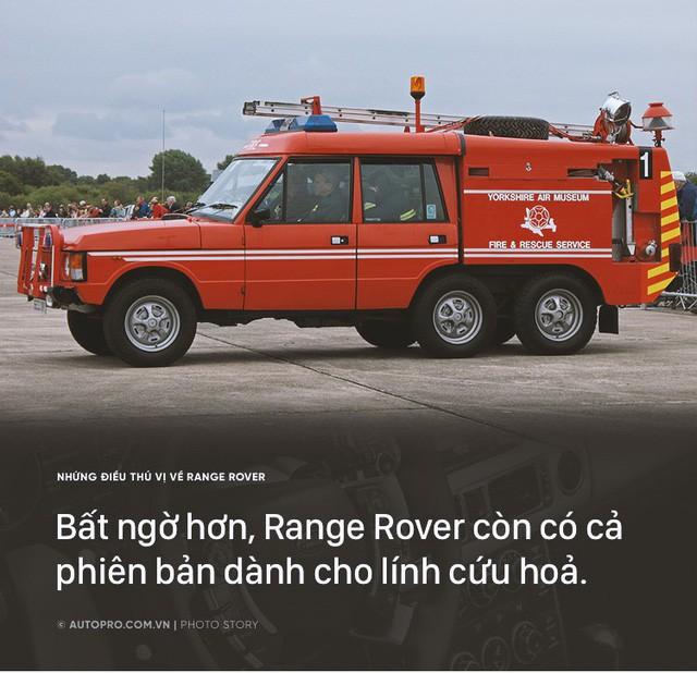 [Photo Story] Range Rover - thương hiệu xe hậu cần của đoàn siêu xe Trung Nguyên có gì đặc biệt - Ảnh 4.