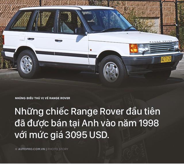 [Photo Story] Range Rover - thương hiệu xe hậu cần của đoàn siêu xe Trung Nguyên có gì đặc biệt - Ảnh 5.