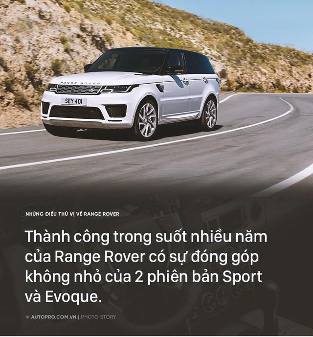 [Photo Story] Range Rover - thương hiệu xe hậu cần của đoàn siêu xe Trung Nguyên có gì đặc biệt - Ảnh 6.