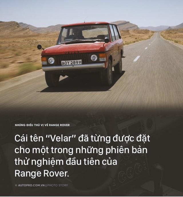 [Photo Story] Range Rover - thương hiệu xe hậu cần của đoàn siêu xe Trung Nguyên có gì đặc biệt - Ảnh 7.