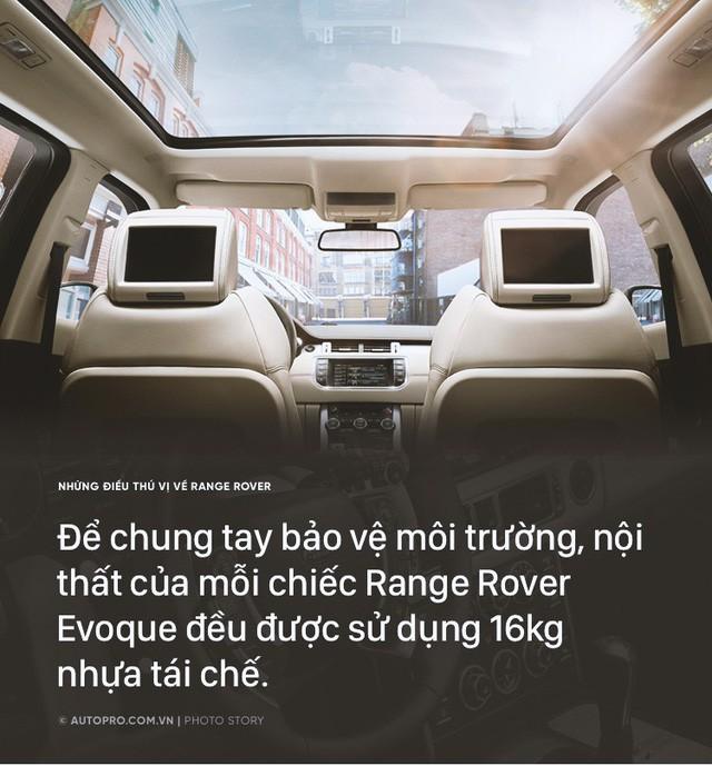 [Photo Story] Range Rover - thương hiệu xe hậu cần của đoàn siêu xe Trung Nguyên có gì đặc biệt - Ảnh 8.