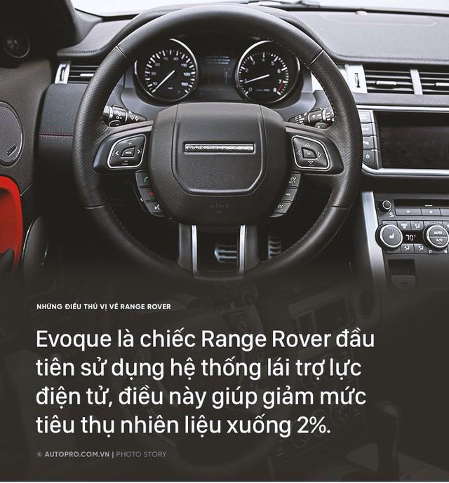 [Photo Story] Range Rover - thương hiệu xe hậu cần của đoàn siêu xe Trung Nguyên có gì đặc biệt - Ảnh 9.