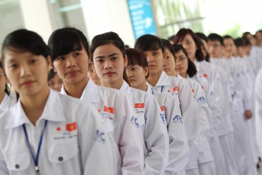 Việt Nam đứng đầu số lượng thực tập sinh tại Nhật Bản - Ảnh 1.