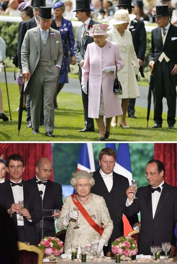 Làm thành viên hoàng gia liệu có sung sướng? - Ảnh 3.