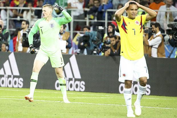 Hai tuyển thủ Colombia bị dọa giết sau khi đá hỏng phạt đền ở World Cup 2018 - Ảnh 1.