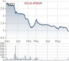 HoSE lưu ý khả năng về việc hủy niêm yết đối với cổ phiếu CDO và KSA - Ảnh 2.