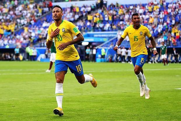 5 lý do để tin Brazil sẽ vô địch World Cup 2018 - Ảnh 1.