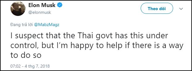 Nói là làm, Elon Musk cử ngay người đến Thái Lan để hỗ trợ giải cứu đội bóng mắc kẹt trong hang - Ảnh 1.