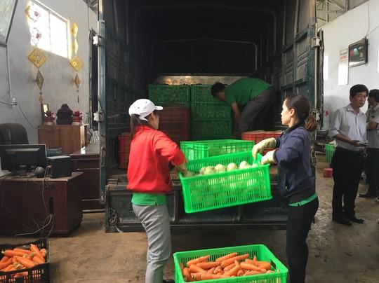 TP HCM nhập nông sản, nhập luôn hàng trăm tấn rác mỗi đêm - Ảnh 3.