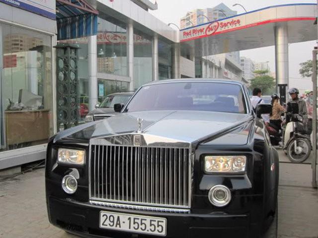 Ông Lê Văn Vọng chính là chủ nhân của chiếc xe Rolls-Royce biển số 15555.