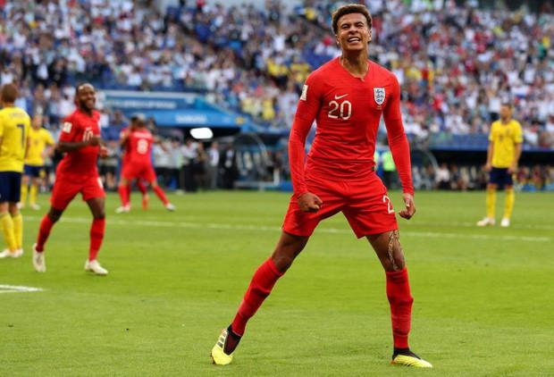 Sức hút khủng khiếp của David Beckham: 30 phút đăng tin chúc mừng tuyển Anh có 350.000 like, 3000 bình luận - Ảnh 2.