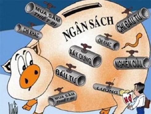 Báo động mất cân đối thu - chi ngân sách nhà nước - Ảnh 1.