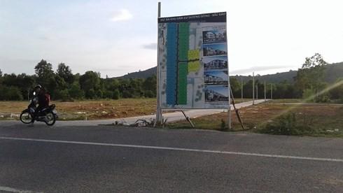 Nhiều sai phạm trong quản lý Nhà nước về đất đai ở Phú Quốc - Ảnh 1.