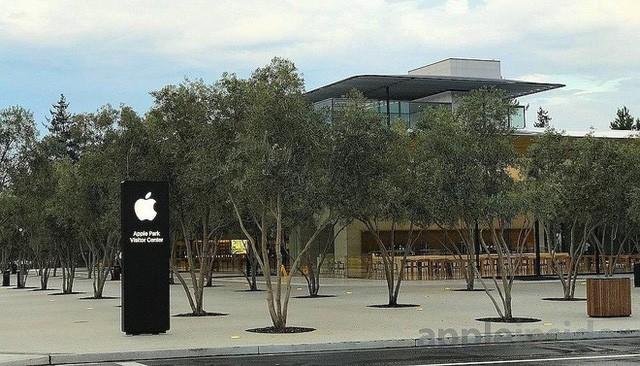 Câu chuyện lần đầu được tiết lộ về trụ sở bí mật của Apple khiến nhiều người tò mò - Ảnh 1.