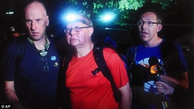 Vụ đội bóng nhí Thái Lan bị mắc kẹt: Chiến dịch giải cứu chuẩn bị tái khởi động - Ảnh 1.