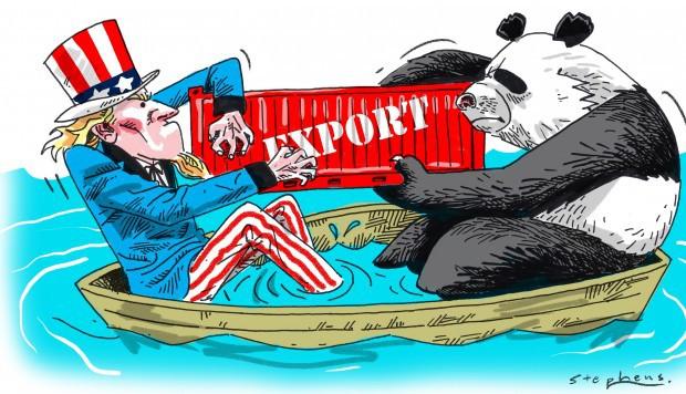 Chiến tranh thương mại Mỹ - Trung có thể tồi tệ như thế này đây - Ảnh 1.