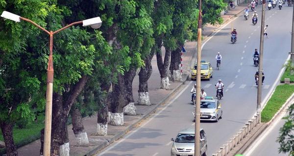 Cấm nhiều tuyến đường để thi công đường sắt Nhổn - ga Hà Nội - Ảnh 1.