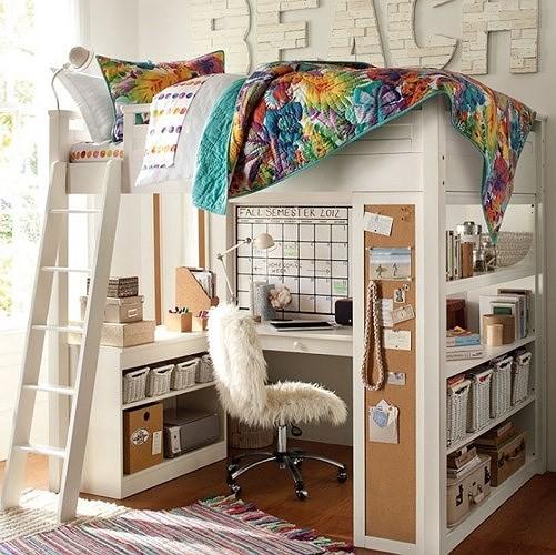 Ý tưởng thiết kế tuyệt vời cho phòng ngủ nhỏ hẹp - Ảnh 11.