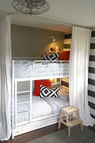Ý tưởng thiết kế tuyệt vời cho phòng ngủ nhỏ hẹp - Ảnh 7.